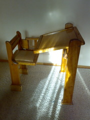 Стол – парта (трансформер)